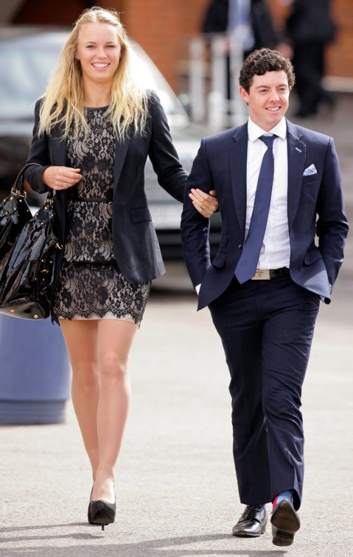 Rory McIlroy And Girlfriend New Pic