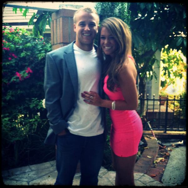 Matt Barkley Girlfriend